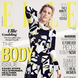 Ellie Goulding Is ELLE's Latest Cover Star