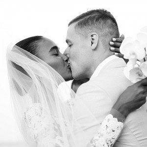 This Victoria's Secret Model's Wedding Was Absolutely Beautiful