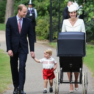 Princess Charlotte's Christening Happened, And It Was Totally Adorable