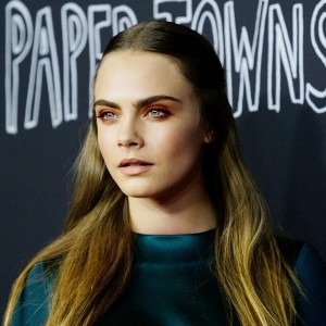 Cara Delevingne's Papertown Makeup Is On Fleek