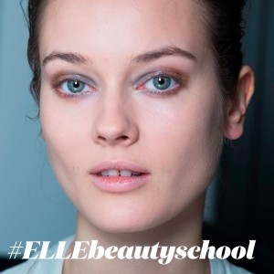 ELLE Beauty School Vlog: The AW15 Altuzarra Look