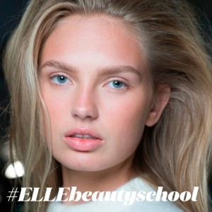 ELLE Beauty School Vlog: The AW15 Moschino Look