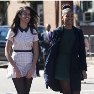 Sasha And Malia Obama's Style File