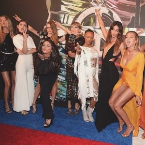 VMAs 2015: Best A-List Instagrams