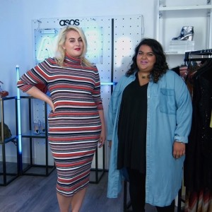 ELLE x ASOS: How to style ASOS Curve