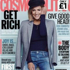 You Need The New COSMOPOLITAN In Your Life