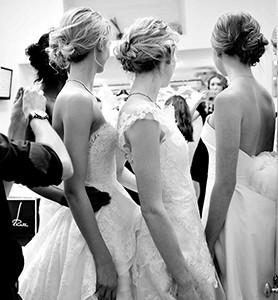 The Best Bridal Sample Sales
