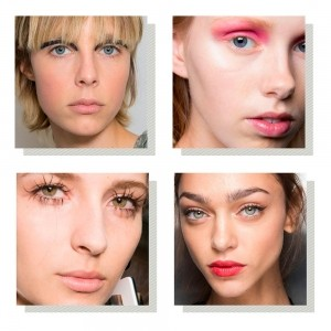 Best Make-Up MFW S/S 2016