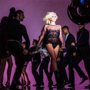 Tom Ford And Lady Gaga Team Up For Paris Fashion Week