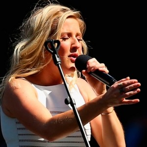 Ellie Goulding Responds To All Those Lip-syncing Accusations