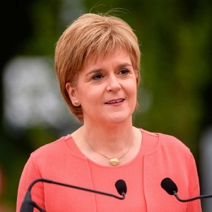 Face to Face with Nicola Sturgeon