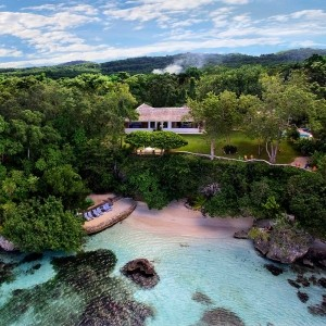 Beach of the Week: Goldeneye, Oracabessa