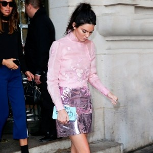 Look Of The Day: Kendall Jenner - 7 October 2015