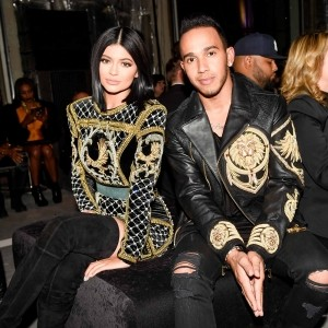 All The Highlights From The Balmain x H&M Front Row