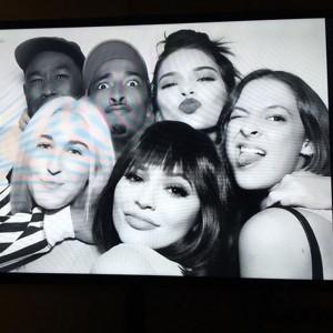 Celebrity Instagrams: November 2015