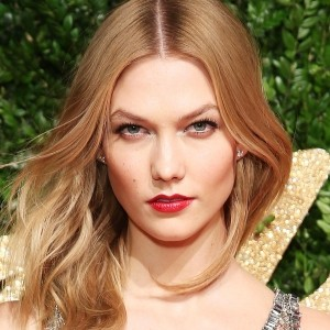 British Fashion Awards 2015 Beauty