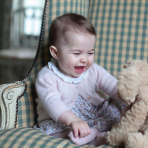 The Royal Family Has Released New Photos of Princess Charlotte