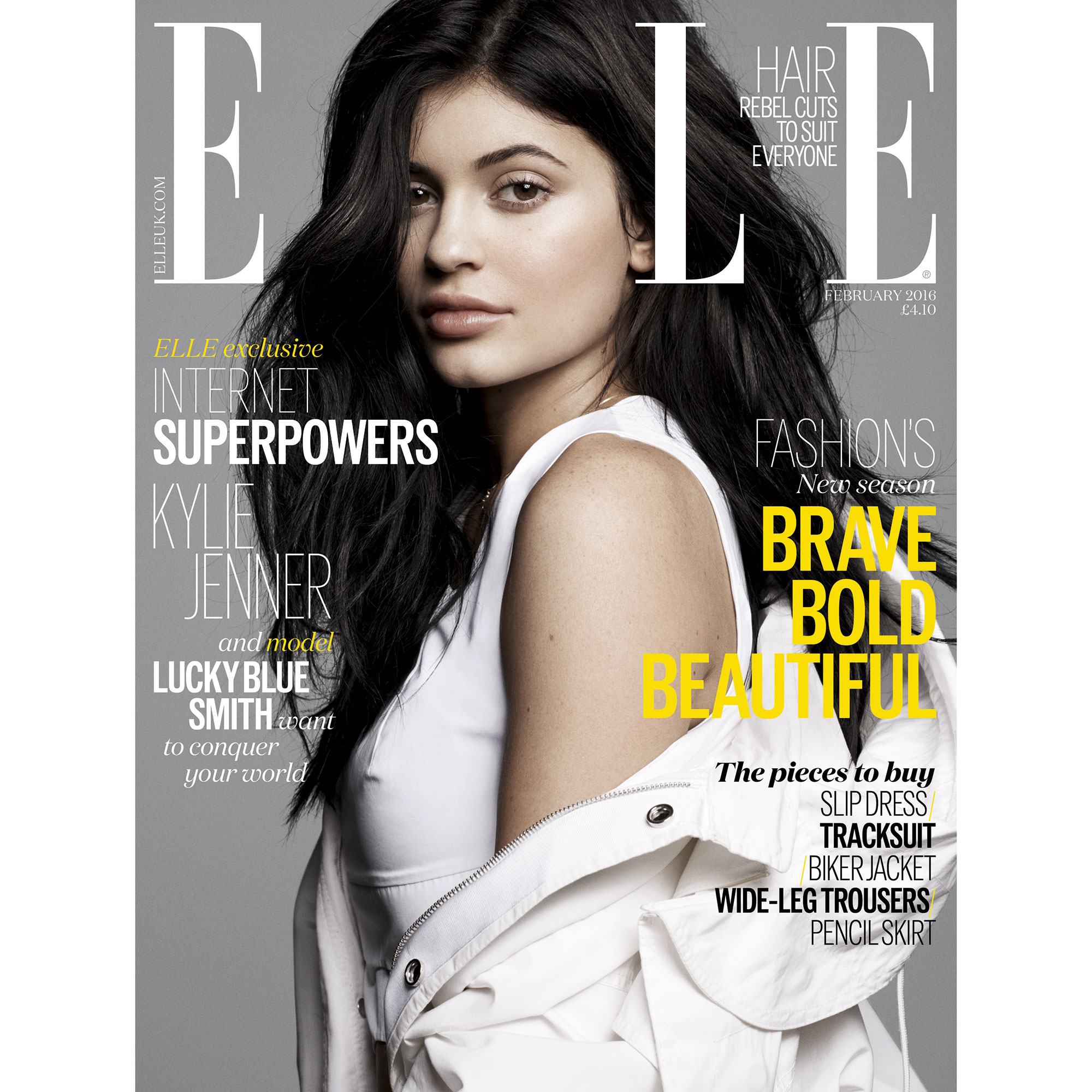 elle magazine publication and audience analysis Teen vogue is the young person's guide to  enlighten and empower our audience to create a more  an independent design magazine and website from.