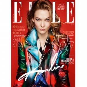Karlie Kloss To Guest Edit ELLE's Tech Trailblazers Issue