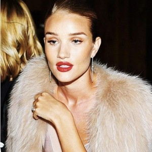 Rosie Huntington-Whiteley In A Box