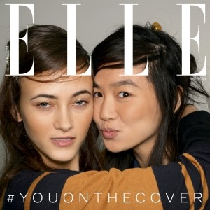 Join ELLE Beauty School live at Debenhams with make-up by YSL