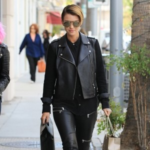 Ruby Rose's Style File
