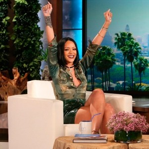 Rihanna Talks Her New Hair, Ultimate Karaoke Song, And Staying Single