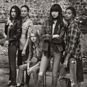 The Who's Who Of The New Topshop Jeans Campaign