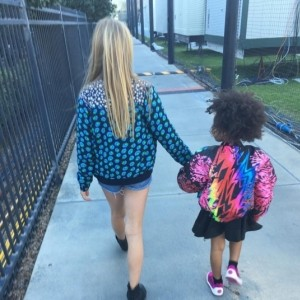 Apple Martin and Blue Ivy Are The Cutest Thing About The Super Bowl