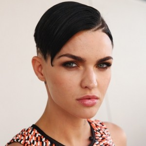 Ruby Rose Takes A Stand Against Kanye On Feminist Grounds