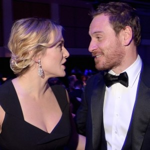 BAFTA 2016: Kate WInslet And Michael Fassbender Have A Bit Of A Love-In