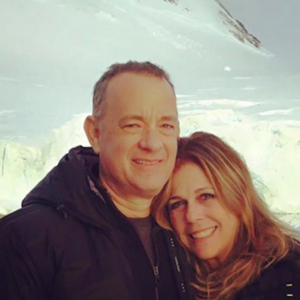Rita Wilson Shares Cute Valentine's Day Message For Husband Tom Hanks
