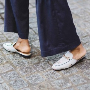 Donna's Details: Slip Into Backless Shoes