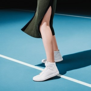 Win a Pair Of Lacoste Trainers Every Month For An Entire Year
