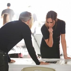 Estee Lauder & Victoria Beckham