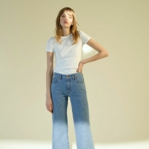 For M.i.h Jeans' 10th Birthday, A Cropped Flare You Can Wear
