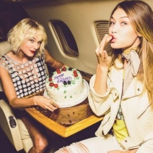 Gigi Hadid Celebrated Her 21st Birthday With Cake, Coachella, Taylor Swift And Zayn