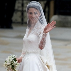 A Designer Is Claiming McQueen Copied Her Design For Kate Middleton's Wedding Dress