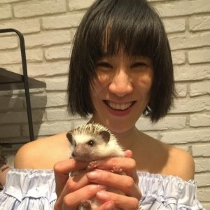 Let Eva Chen Take You Inside Tokyo's Hedgehog Cafe