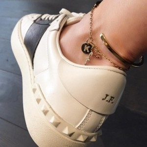 We're Calling It: Anklets Are Back