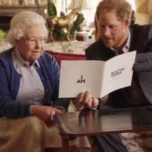 The Queen Makes Her First Instagram Video