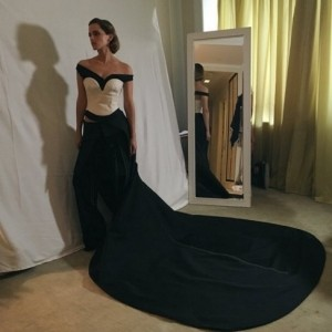 Emma Watson Has A Thing For Trousers Under Dresses