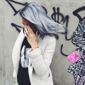 """Why I Decided To Dye My Hair Grey"""
