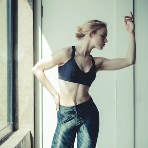 ELLE gets active with Selfridges Body Studio