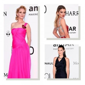 49 Glamourous Looks on the amfAR Red Carpet