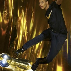 Olivier Rousteing Has Collaborated With NikeLab