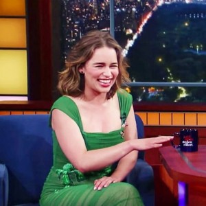 Emilia Clarke on Game of Thrones' Full-Frontal Male Nudity: It's About Damn Time
