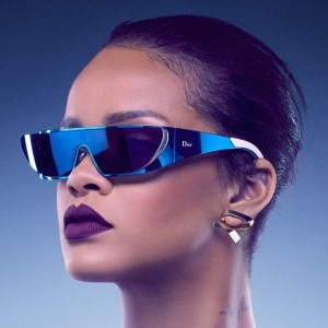 Rihanna And Dior Have Collaborated On A Sunglasses Collection