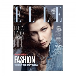 Bella Hadid Is The ELLE July Cover Star