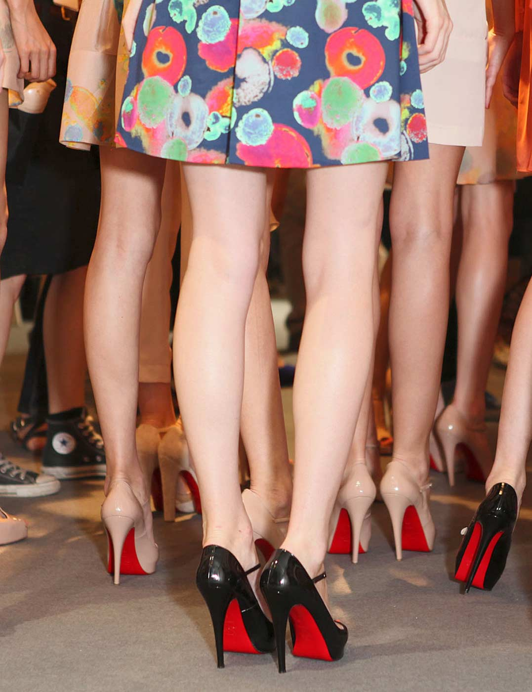 Zara beats Louboutin in red-sole court case | Fashion, Trends ...